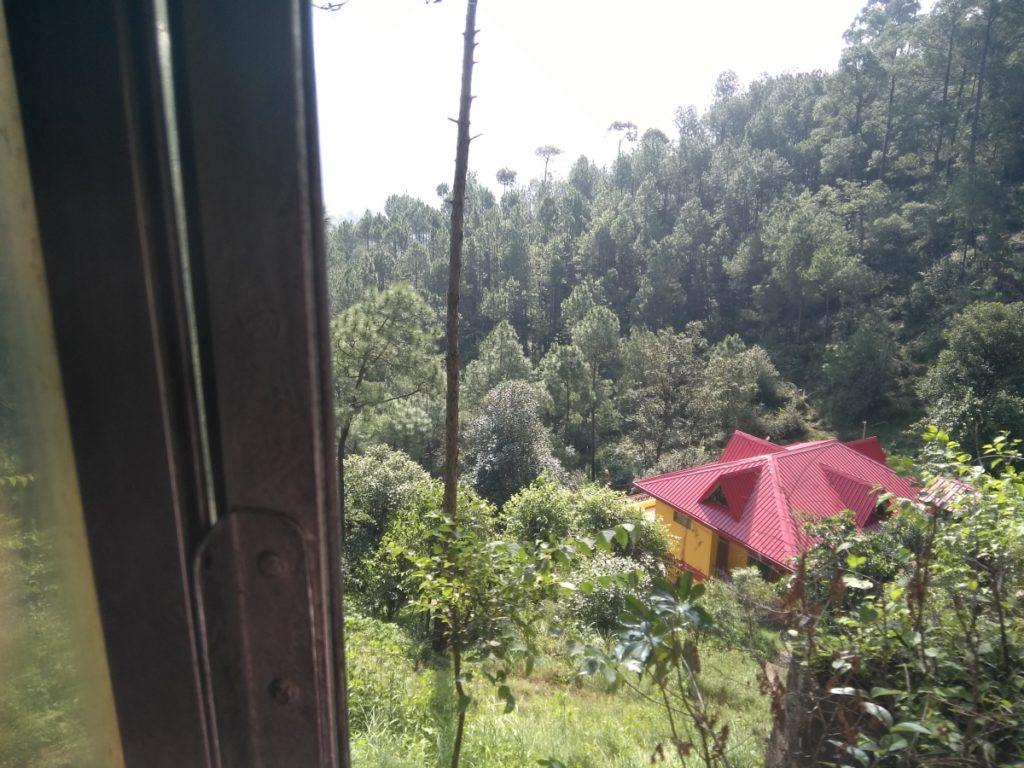 Taksal Toy Train Journey