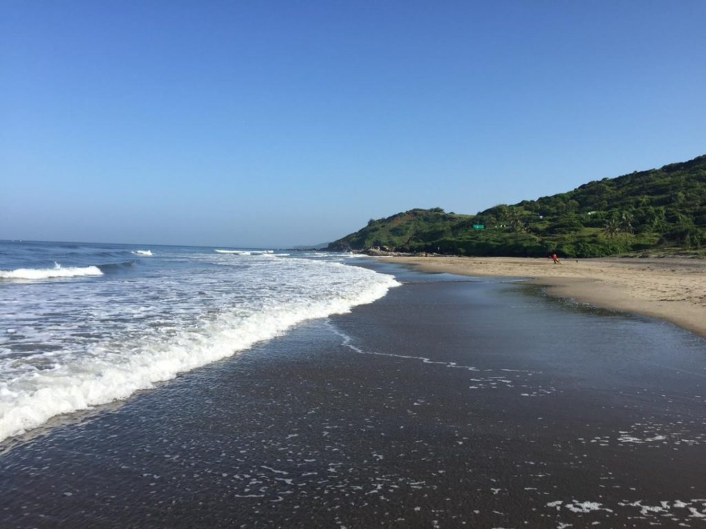 Candolim Beach North Goa Beauty