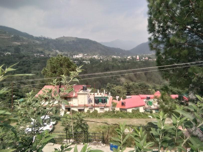 Mountains' Beauty Bhimtal Nanital