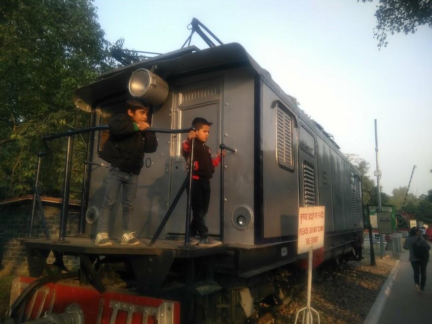Rail Museum Working Models