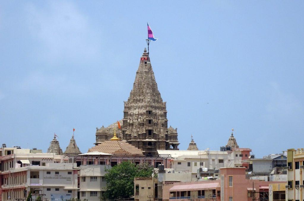 Dwarkadhish Temple Dwarka Janmashtami Festival
