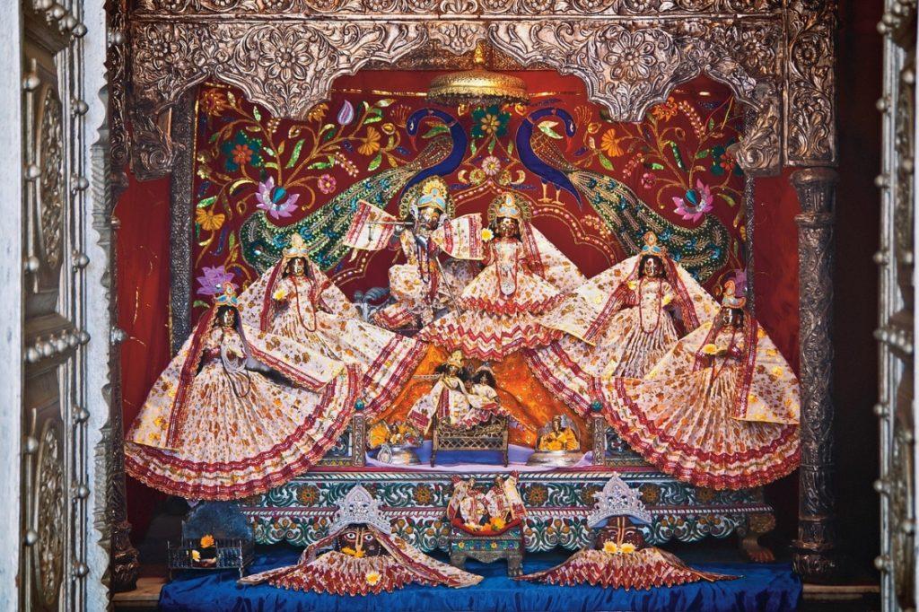 Vrindavan Gokulashtami Temples