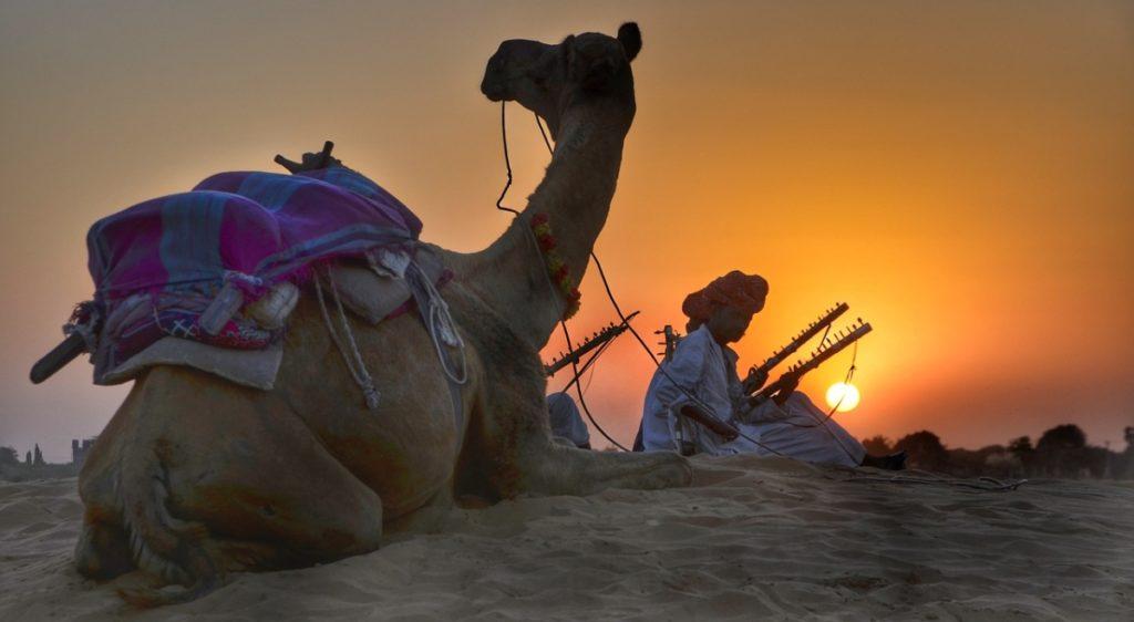 Camel Fair Pushkar