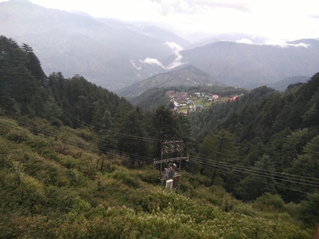 Chail Hill Station Himachal Pradesh