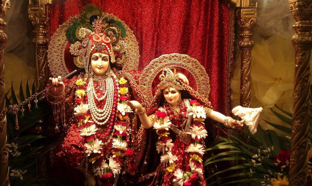 Radha Raman Janmashtami Temple Gokul