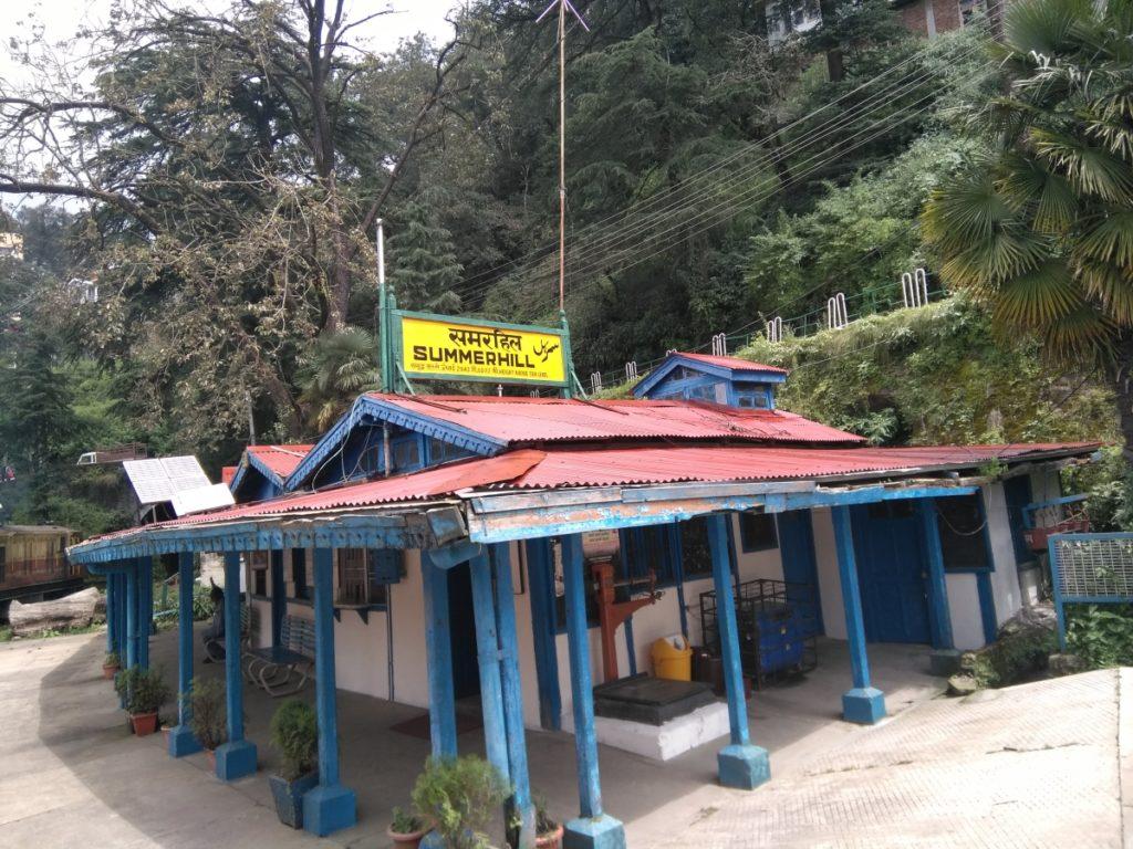 SummerHill to Shimla Hill Station