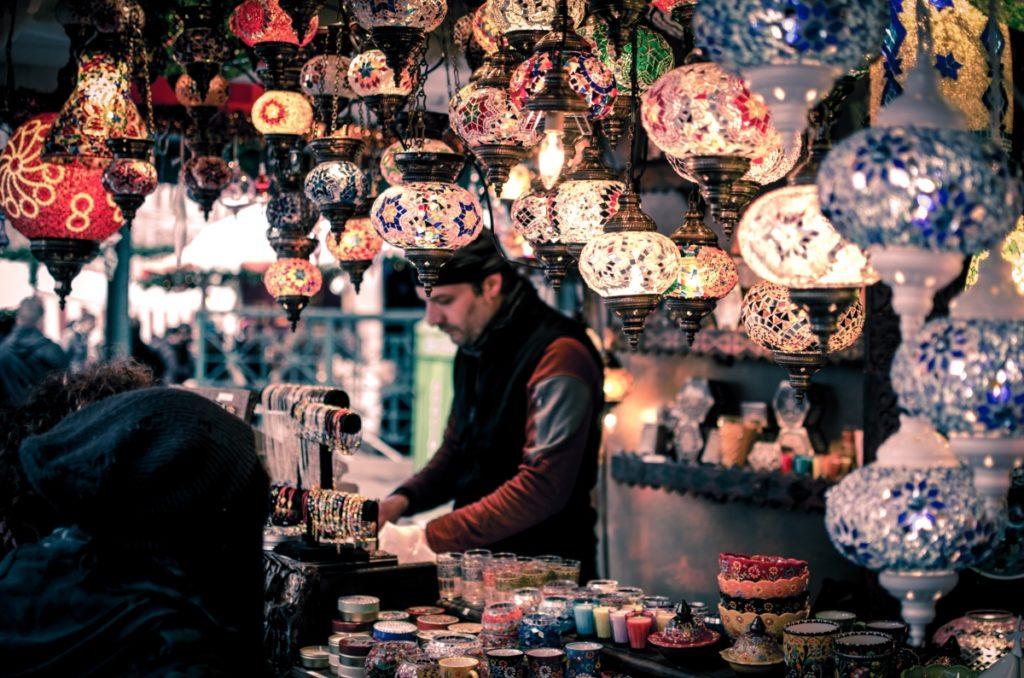 Famous Street Markets in Delhi
