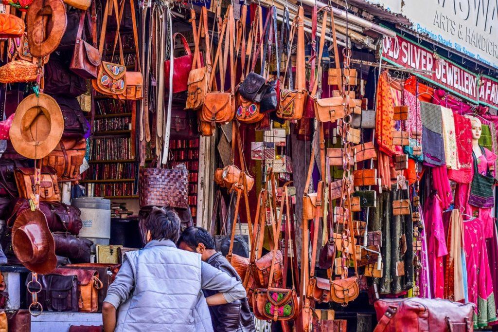 Handmade Items Shopping at Pushkar Fair