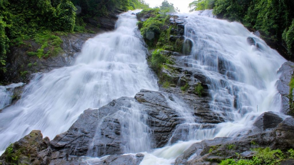 Vagamon Hill Station and Waterfalls Kerala