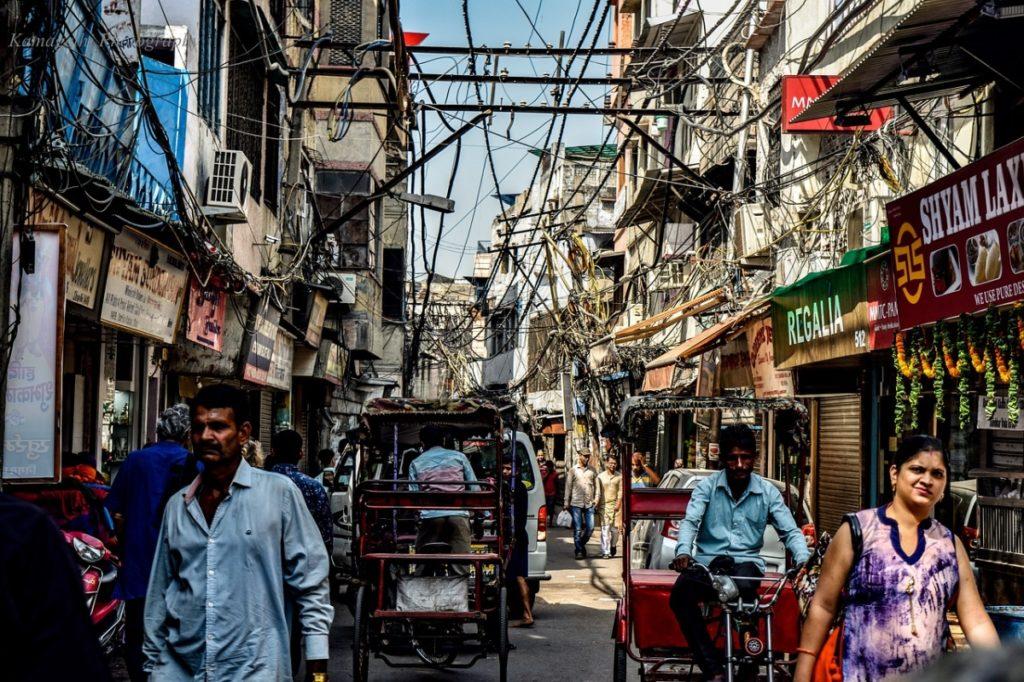 Sadar Bazaar - Most Crowded Markets of Delhi