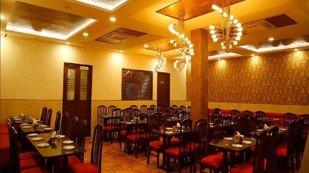 Blackmail North Delhi Restaurant in Kamla Nagar