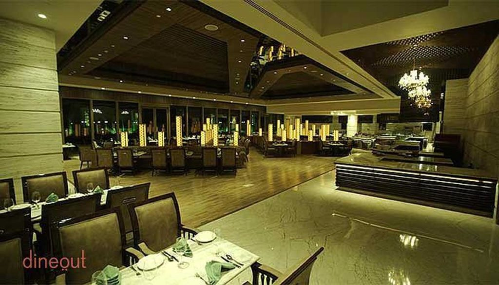 Seventh Sense Rohini Restaurant North Delhi