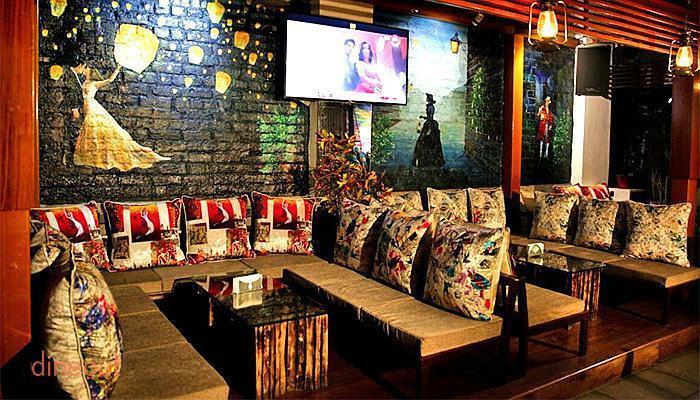 The Laalten Kamla Nagar New Delhi Restaurants