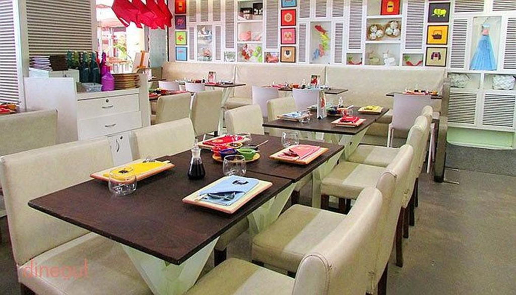 Yum Yum Cha Sake Delhi Restaurant