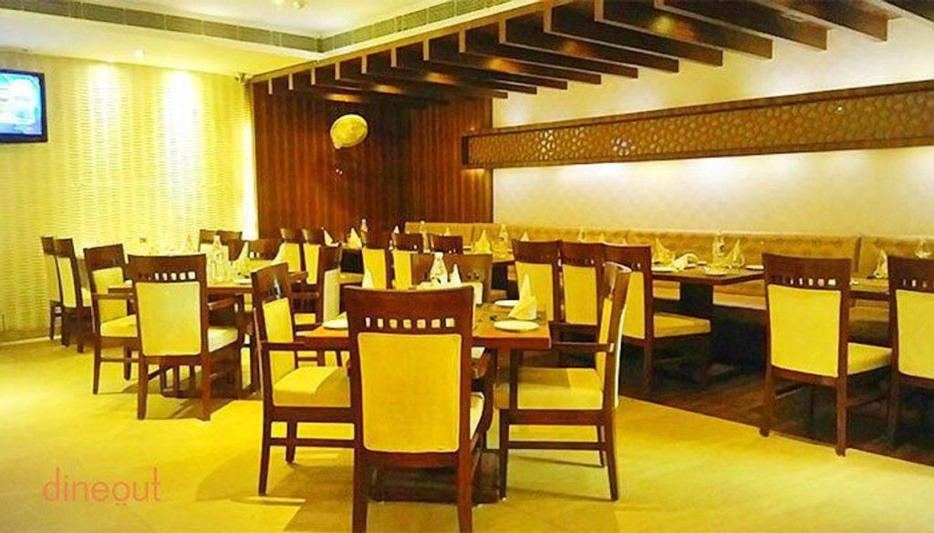 The Yellow Chilli East Delhi Restaurant