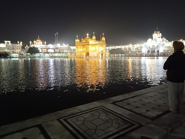 Best Time to Visit Amritsar Golden Temple