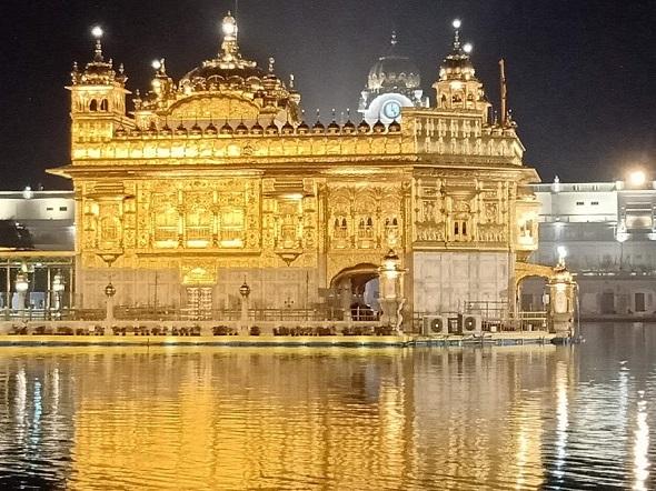 Golden Temple Gurudwara