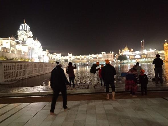Gurudwara Amritsar Darshan