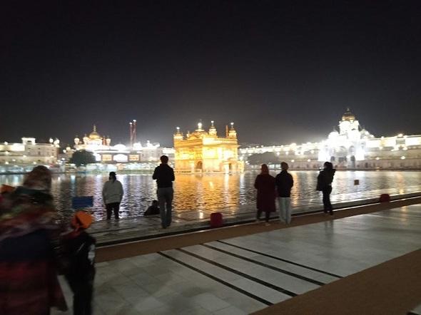 Gurudwara in Amritsar