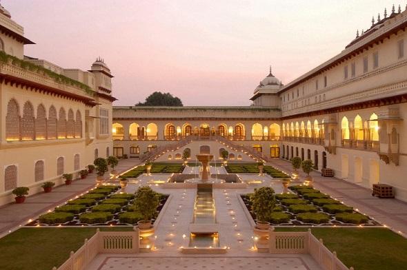 Rambagh Palace Heritage Hotel Jaipur
