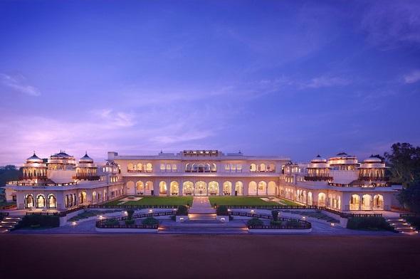 Rambagh PalaceJaipur Rajasthan