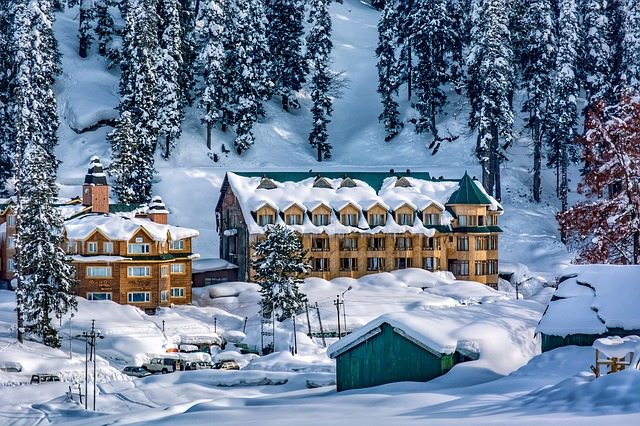 Tourist Places in Jammu and Kashmir State