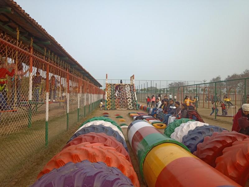 Activities for Kids Pratap Garh Farms Jhajjar