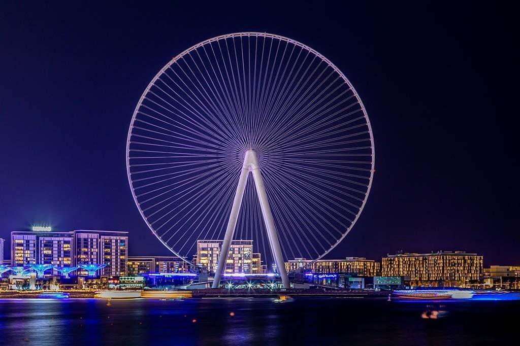 Holiday Destination Dubai from India