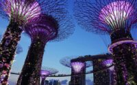 Holiday to Singapore from India