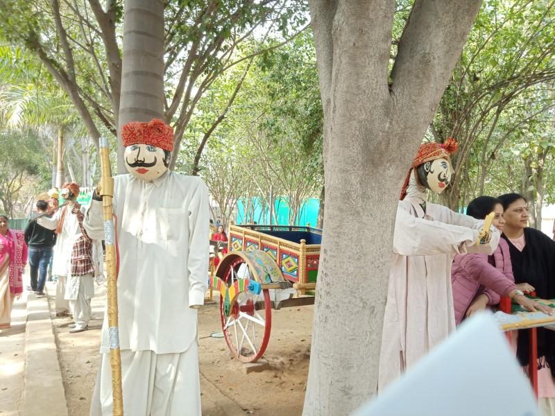 Village Culture Pratap Garh Farms