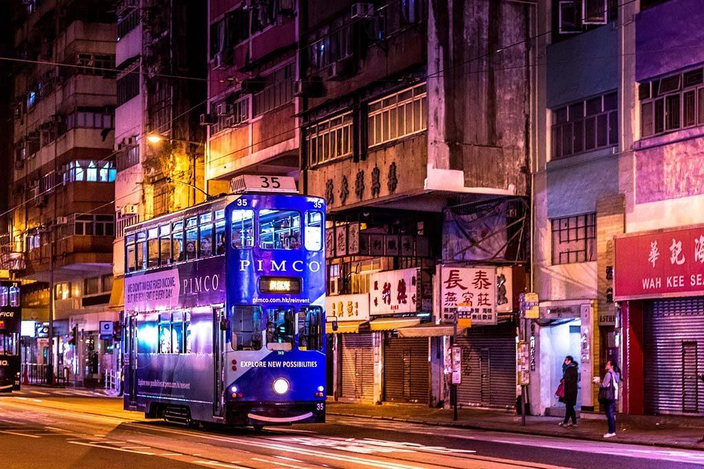 Hong Kong Tour from India